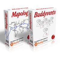 SPECIAL DEAL: Save 15% on the Buddyvents/Mapology-Bundle